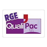 Eurl Vaysse Stefan reconnu Qualipac RGE